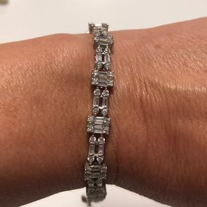 JTV Cubic Zirconia Bracelet